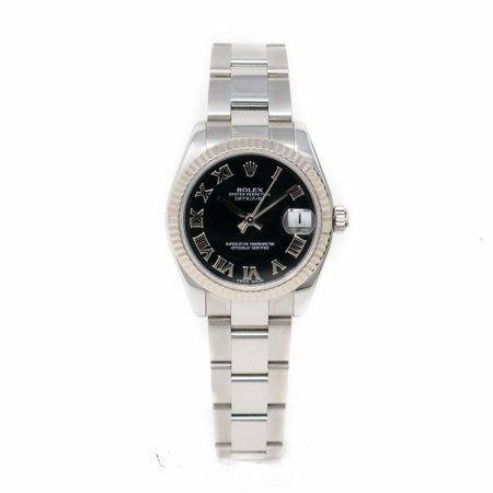 Rolex Datejust 178274 Steel 31mm Women Watch (Certified Authentic & Warranty)