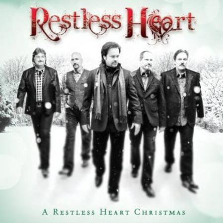 Restless Heart Christmas (CD) (Digi-Pak) (The Best Of Restless Heart)