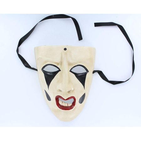 Pitifull Mardi Gras Theater Adult Costume Mask