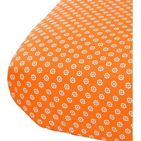 Oliver B Mod-Dots Crib Sheet