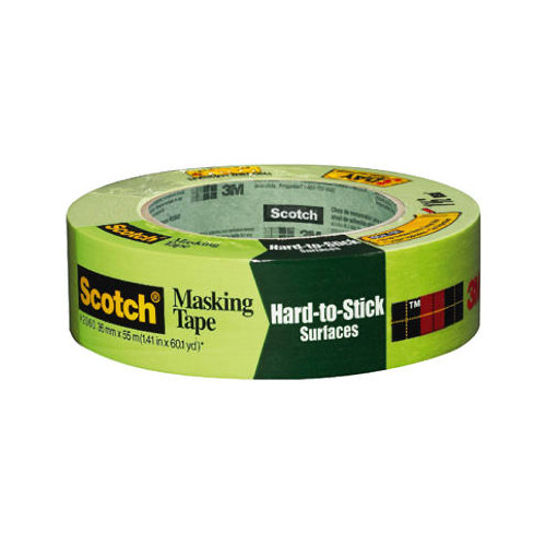 3M COMPANY 2060-1.5A 1.41x60YD Green Mask Tape