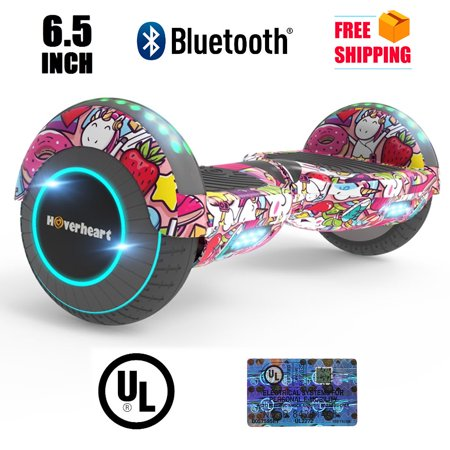 Hoverboard Bluetooth Two-Wheel Self Balancing Electric Scooter 6.5