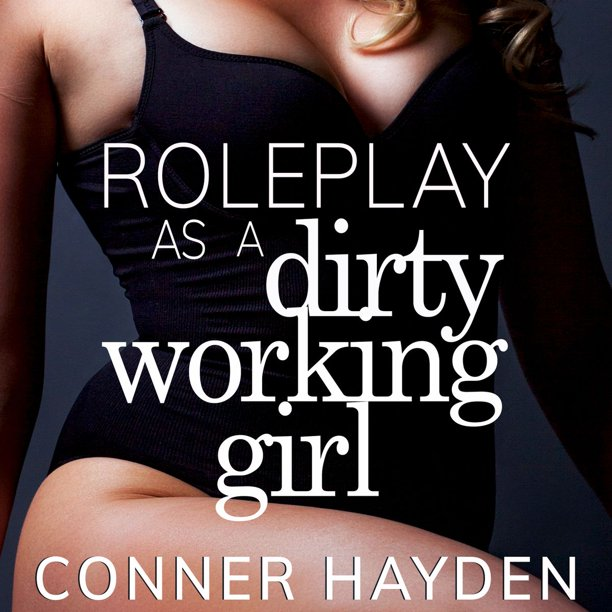 Roleplay as a Dirty Working Girl - Audiobook