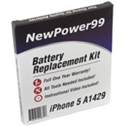 Best Iphone 5 Battery Replacement Kits - Apple iPhone 5 A1429 Battery Replacement Kit Review