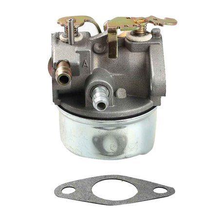 Carburetor Carb For Tecumseh 640340 OHH50 OHH55 OHH60 OH195 Engines Motorbikes Carburetor Replacement ()