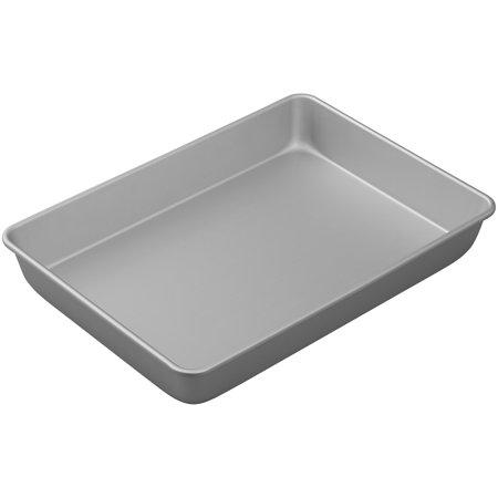 Wilton Performance Pans Aluminum Sheet Cake Pan, 9 x 13-Inch