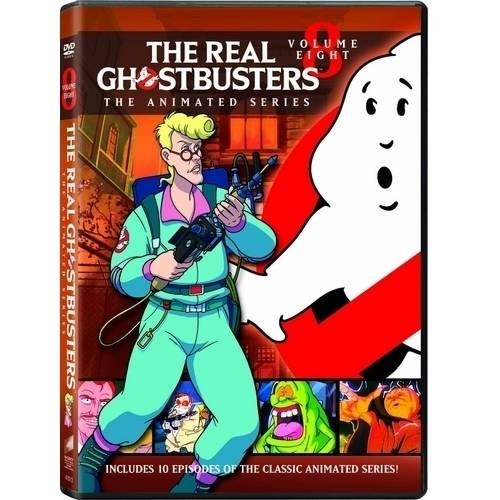 The Real Ghostbusters: The Animated Series, Volume 8