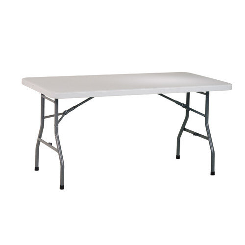 Office Star Products Work Smart 60'' Rectangular Folding Table