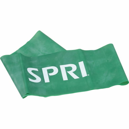 SPRI Dynamic Recovery Light Resistance Flat Band (Best Resistance Bands Uk)