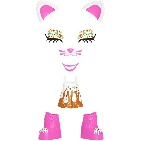 Lotta Looks Cookie Swirl Sprinkle Kitty Mood Pack