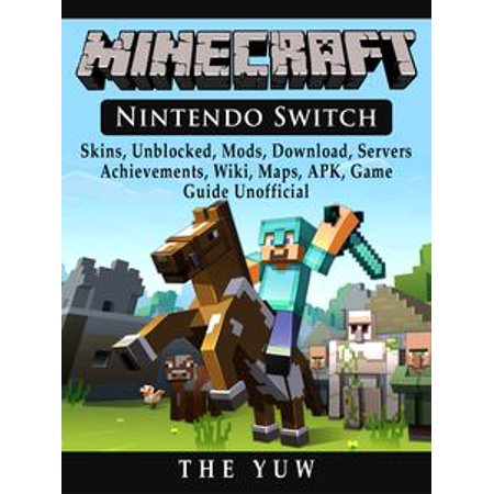 Minecraft Nintendo Switch, Skins, Unblocked, Mods, Download, Servers, Achievements, Wiki, Maps, APK, Game Guide Unofficial - eBook - Halloween Map Minecraft Pe