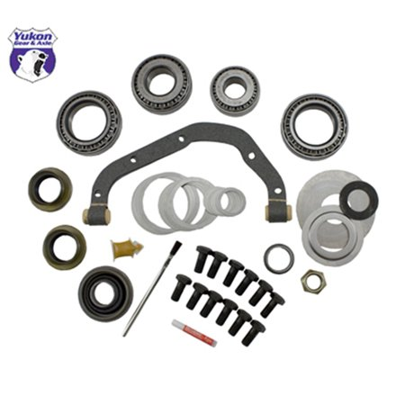 Yukon Gear YK F7.5  Differential Ring and Pinion Installation Kit - image 1 de 1