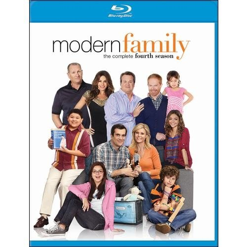 Modern Family: The Complete Fourth Season (Blu-ray) (Widescreen)