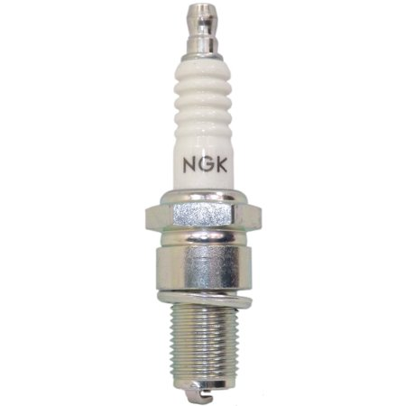 Ngk Spark Plug Pack - (2330) BCPR6ES Standard Spark Plug, Pack of 1, You can depend on NGK for quality and reliability By NGK