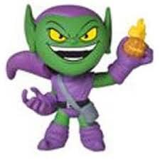 - Funko Marvel Mystery Minis Green Goblin Minifigure [Loose]