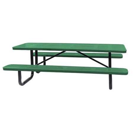 Picnic Table W X DGreen Walmartcom - 96 picnic table