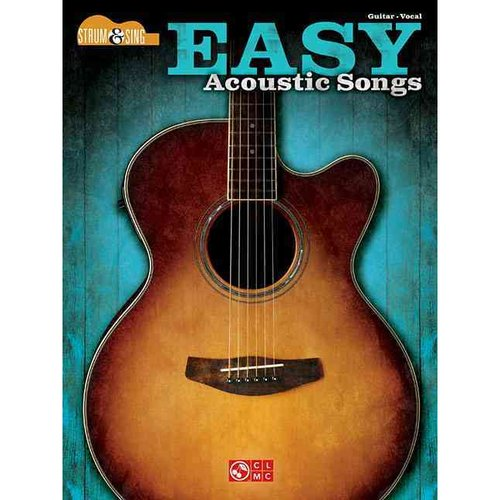 Easy Acoustic Songs: Strum & Sing Guitar
