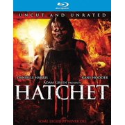 Hatchet 3: Unrated Director's Cut (Blu-ray)