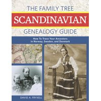 The Family Tree Scandinavian Genealogy Guide (Paperback)