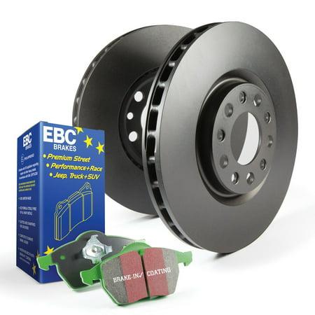 EBC Brakes S14KR1131 S14 Kits Greenstuff and RK Rotors SUV Fits 10-18 Rogue