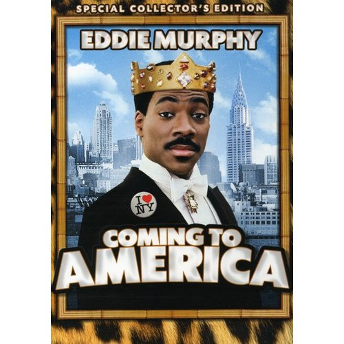 COMING TO AMERICA [DVD] [WIDESCREEN COLLECTOR'S EDITION]