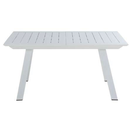 Chintaly Malibu Outdoor Dining Table with Butterfly Extension