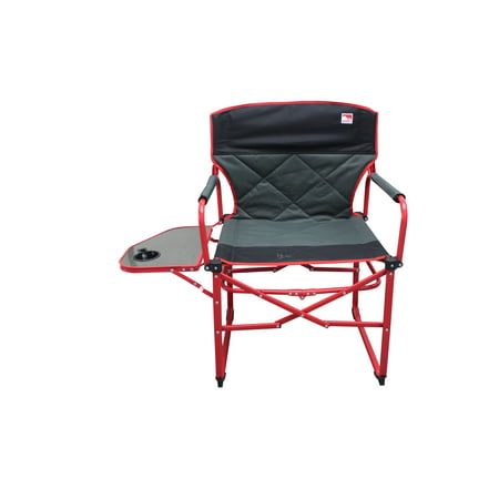 Outdoor Spectator Heavy Duty Ultra Portable Folding Director Padded Camp Chair ()