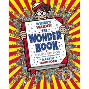 Where's Waldo? The Wonder Book : Deluxe Edition