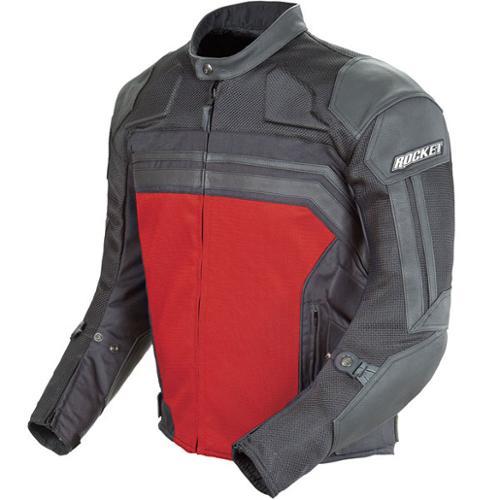 Joe Rocket Reactor 3.0 Hybrid Jacket Black/Red