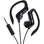 Best Clip On Headphones - JVC HAEBR80B Clip Style Sports Headphones (Black) Review