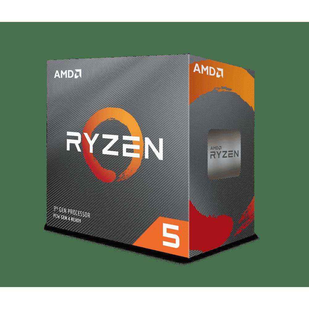 AMD Ryzen 5 3600 6-Core, 12-Thread 4.2 GHz AM4 Processor