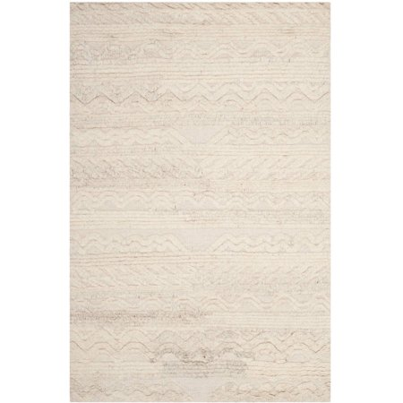 Safavieh Kenya Calista Hand-Knotted Wool Area Rug, Ivory