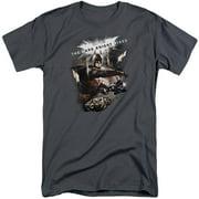 Dark Knight Rises Imagine The Fire Mens Big and Tall Shirt