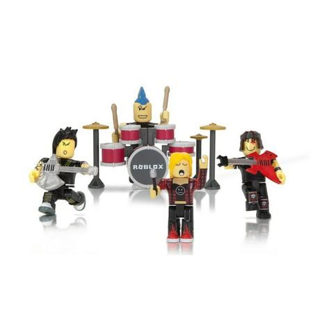 Roblox Punk Rockers Mix   Match Set  4 Pack