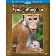 Disneynature: Monkey Kingdom (Blu-ray + DVD) by