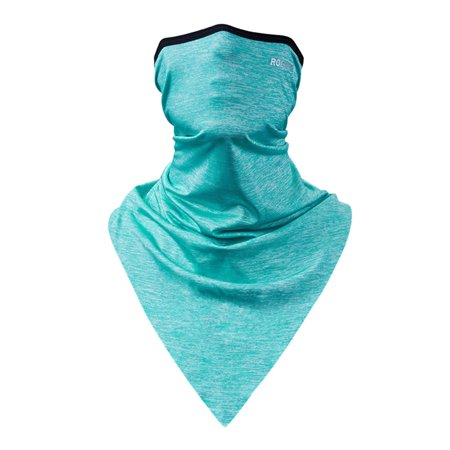Cycling Face Mask Clothing Neck Gaiter Breathable Cooling Riding Face Wrap Outdoor Sports Scarf Men Women](Scary Half Face Mask)