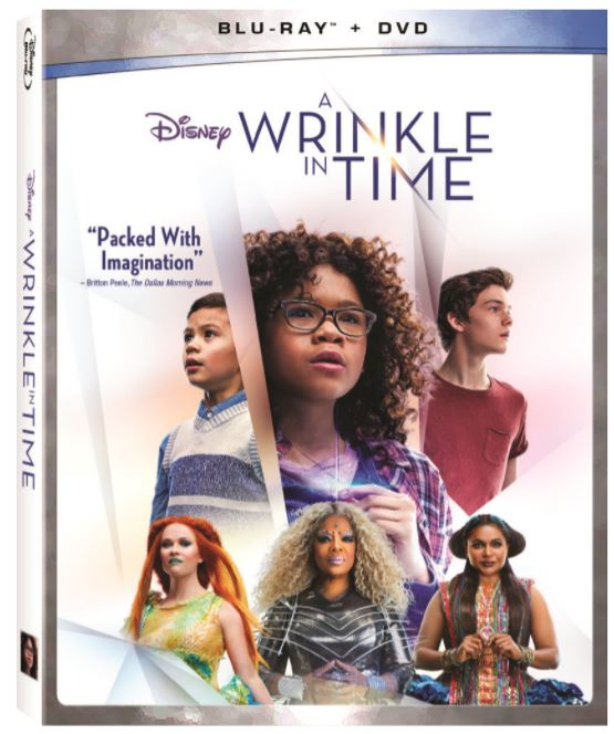 A Wrinkle In Time (Walmart Exclusive) (Blu-ray + DVD) by