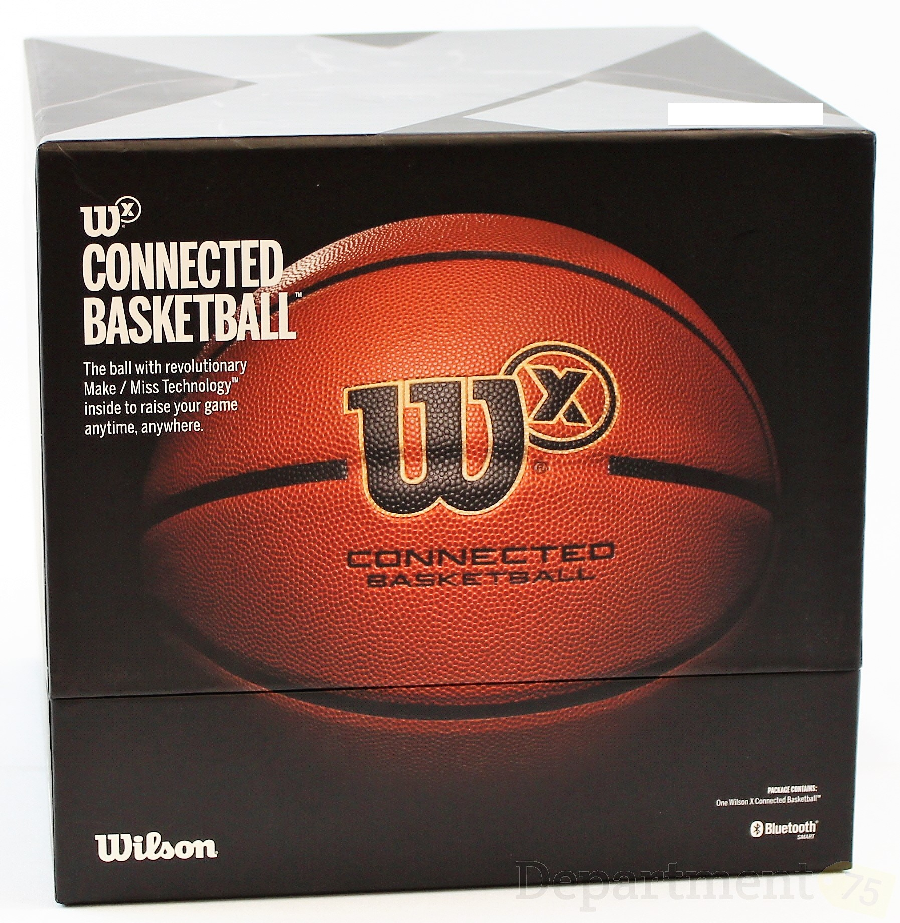 Wilson Wx Connected Basketball by Wilson
