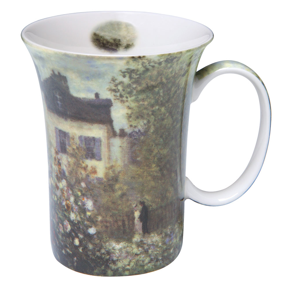 Bone China Monet Mug Sets in Gift Box by McIntosh Trading