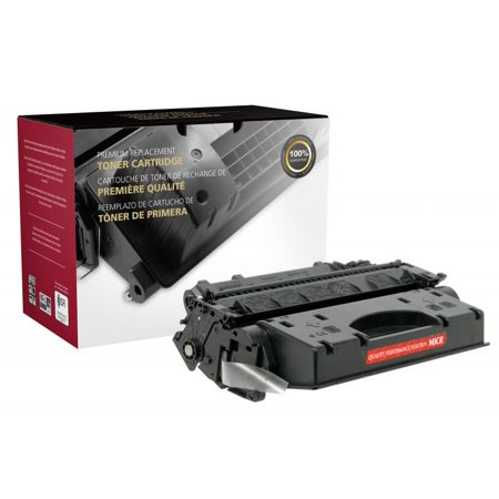 CIG Remanufactured High Yield MICR Toner Cartridge (Alternative for HP CF280X 80X) (6 900 Yield)