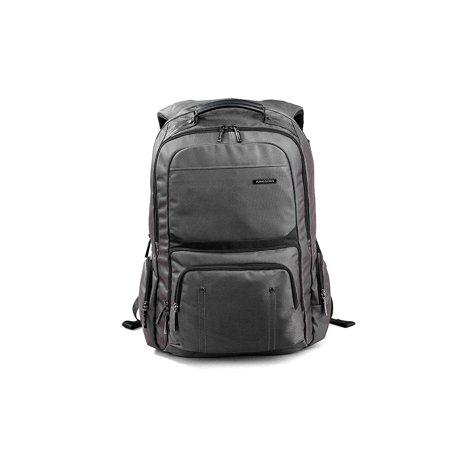 Boot Camp Series 15 6  Laptop Backpack    Grey