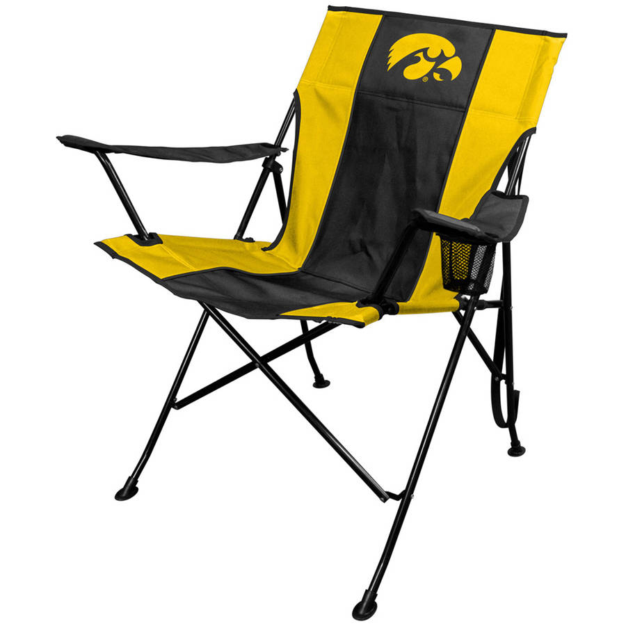 NCAA Iowa Hawkeyes Tailgate Chair by Rawlings