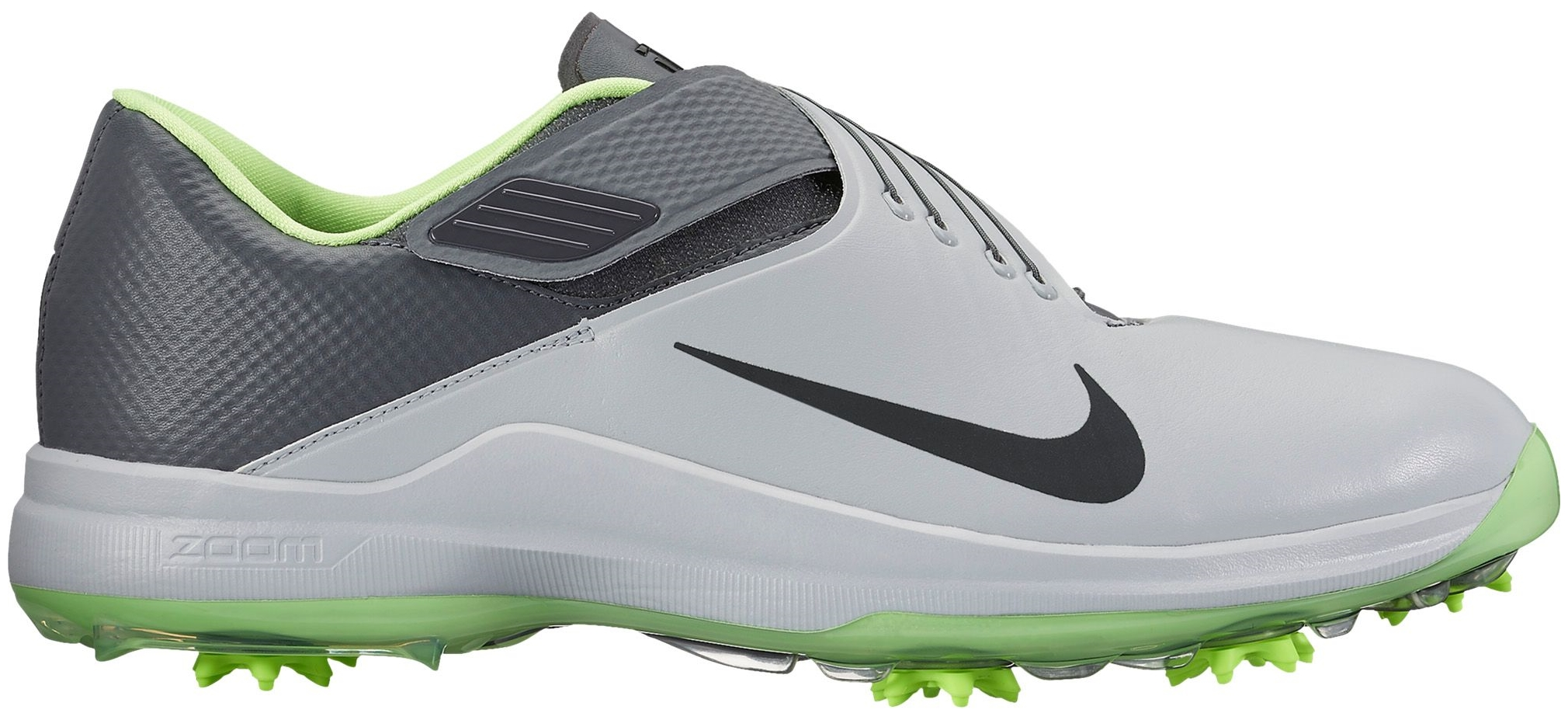 Nike TW 17 Golf Shoes Grey Black 9.5 by