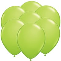 Lime Green 11 inch Latex Balloons (12 count)