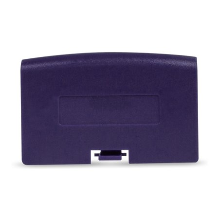 Purple Nintendo Game Boy Advance (GBA) Replacement Battery Cover Lid