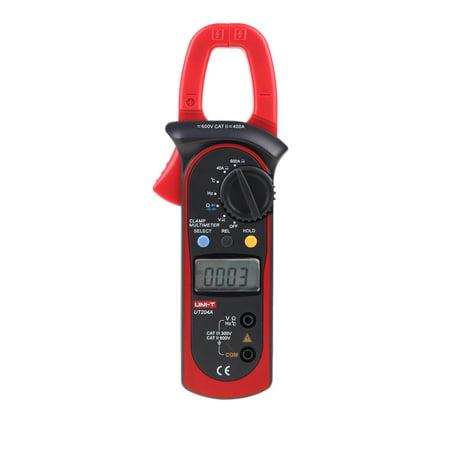 UNI-T UT204A 400-600A Digital Clamp Meters ()