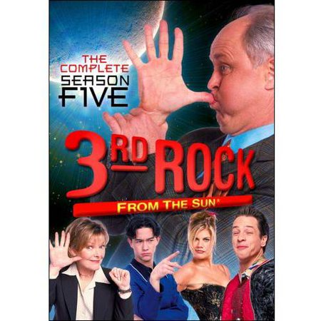 3Rd Rock From The Sun  The Complete Season Five
