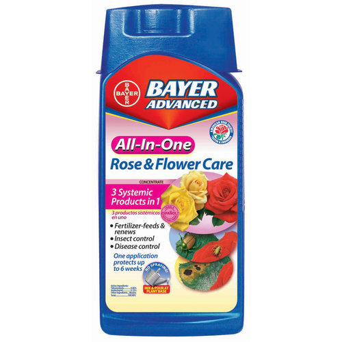 Bayer All-In-One Rose and Flower Care Concentrate
