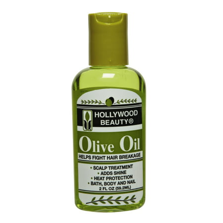 Hollywood Beauty Olive Oil Scalp Treatment, 2 (Olive Oil Hair Care)