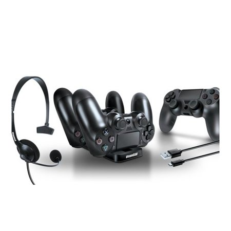 Dreamgear Pack - dreamGEAR DGPS4-6435 PlayStation 4 Player's Kit